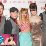 Jozef Bobula and the Pin Up Players with Anne Martinez and Claire Sinclair