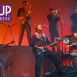 Jozef onstage in Pin Up at the Stratosphere Las Vegas